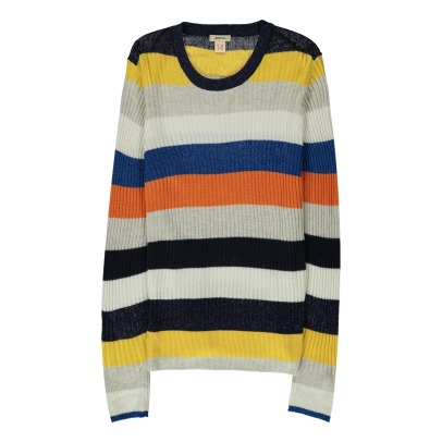 Bellerose Dolh Stripe Ribbed Jumper-product
