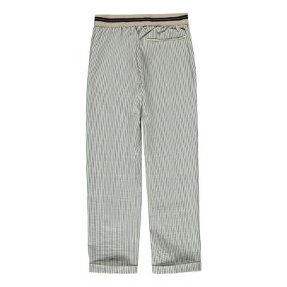 Bellerose Lize Striped Loose Trousers-product