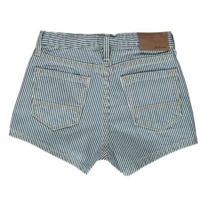 Bellerose Short in jeans a righe Petite81-listing
