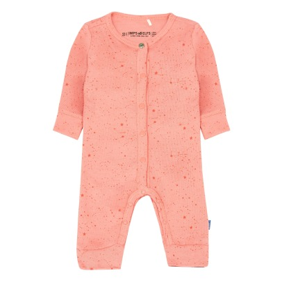 Imps & Elfs Star Organic Cotton Jumpsuit-listing