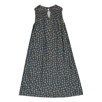 Bellerose Lydie Gathered Top Printed Dress-product