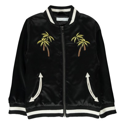Stella McCartney Kids Bomber Ecussons Eastwood-product
