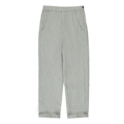 Bellerose Pantalone a righe Lize-listing