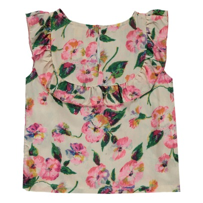 Bellerose Lente Ruffled Top-listing