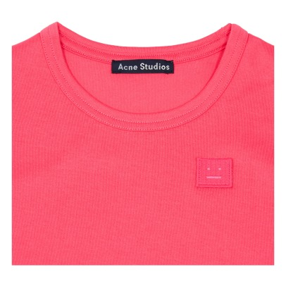 Acne Studios T-Shirt Mini Nash Face-listing