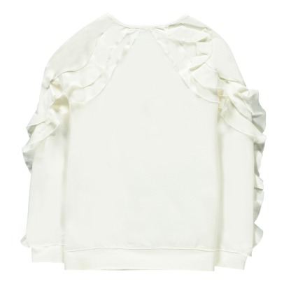 Little Remix Sandie Ruffled Sweatshirt-listing