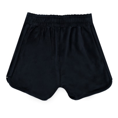 Little Remix Frances Velvet Shorts-listing