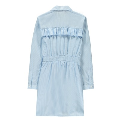 Little Remix Cali Ruffled Shirt Dress-listing
