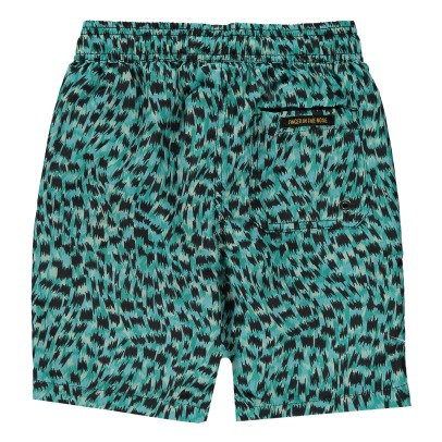 Finger in the nose Goodboy Printed Swim Shorts-listing
