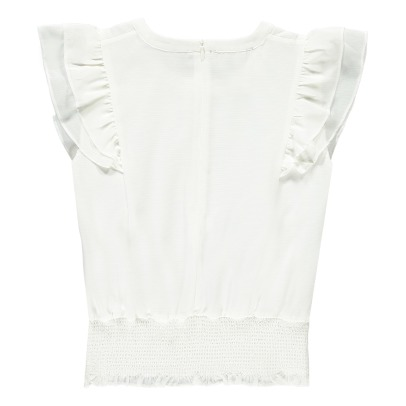 Little Remix Léa Ruffled Blouse-listing
