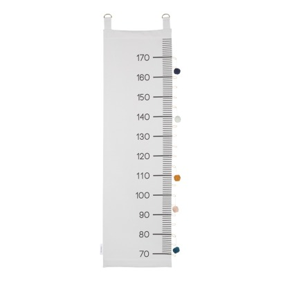 Liewood Nobu Organic Cotton Height Chart-listing