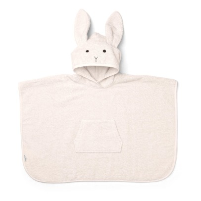 Liewood Orla Rabbit Organic Cotton Sweat Poncho-listing