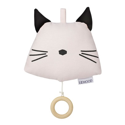 Liewood Organic Cotton Musical Cat Mobile-listing