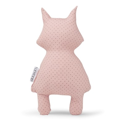 Liewood Marius Organic Cotton Dotted Cat Soft Toy-listing