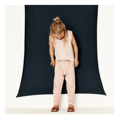 Gray Label Organic Cotton Crossed Jogging Bottoms-listing