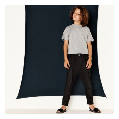 Gray Label T-shirt oversize in cotone bio oversize -listing