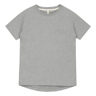 Gray Label Organic Cotton Classic T-Shirt With Pocket-listing