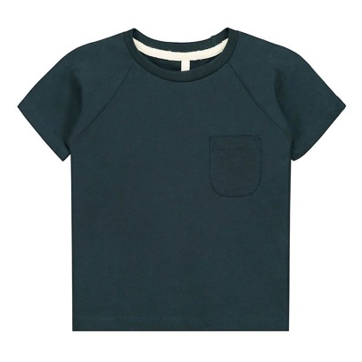 Gray Label T-shirt Calssic in cotone bio con tasca -listing