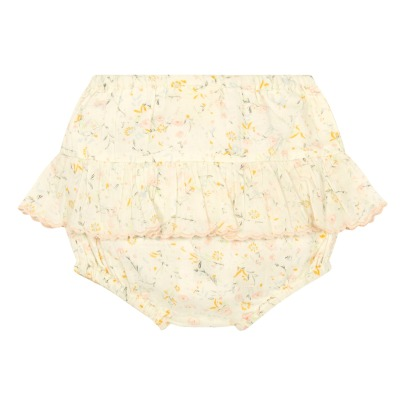 Louis Louise Ginette Ruffled Floral Bloomers-listing