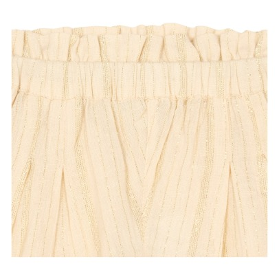 Louis Louise Isis Lurex Striped Trousers-listing