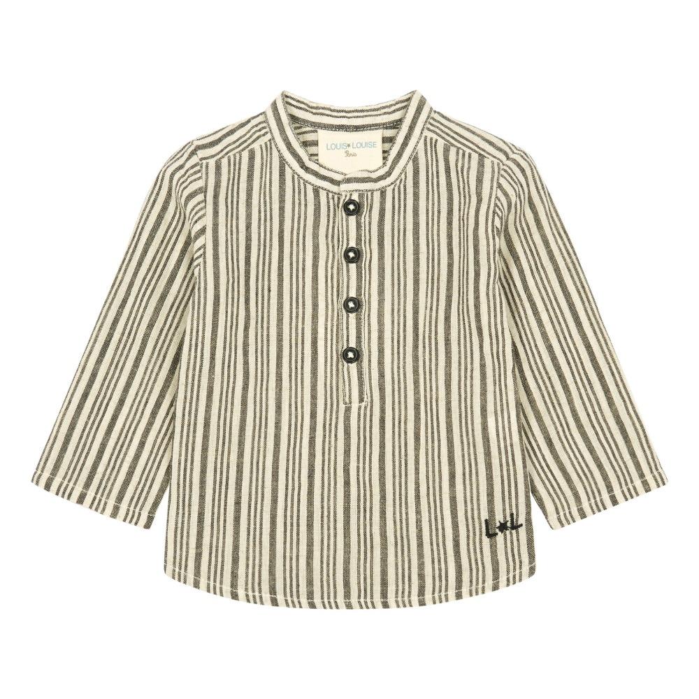 Grandad Striped Kurta-product