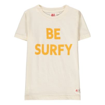 "AO76 T-Shirt ""Be Surfy""-listing"
