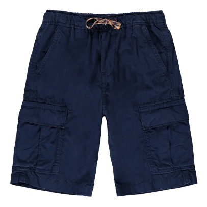 Bellerose Pazy Light Cargo Shorts-listing