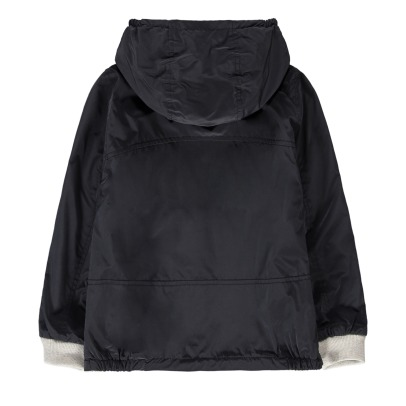 Bellerose Lanzoo Reversible Hooded Jacket-product