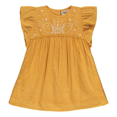 Louis Louise Bettina Embroidered Dress-listing