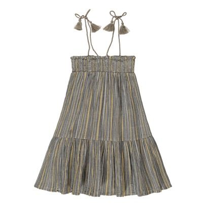 Louis Louise Zoe Striped Sun Dress-listing