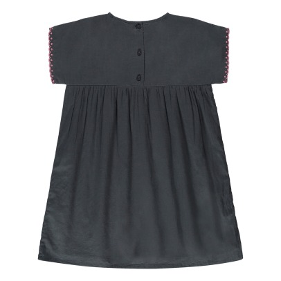 Louis Louise Melinda Embroidered Dress-listing