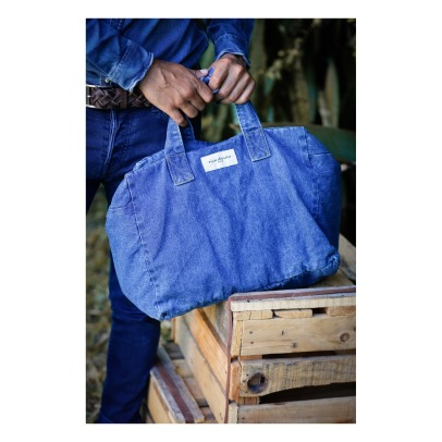 Rive Droite Célestins Raw Denim 36h Bag-listing
