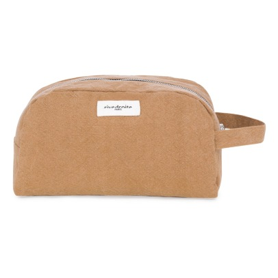 Rive Droite Hermel Cotton Toiletry Bag-listing