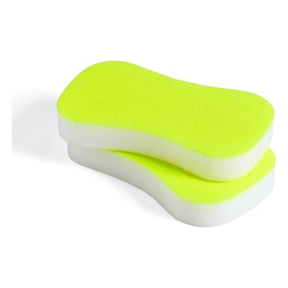 Hay Fluorescent Washing Up Sponges - Set of 2-listing