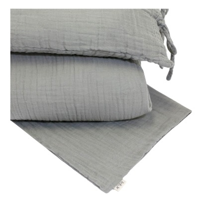 Numero 74 Bedding set - grey-listing
