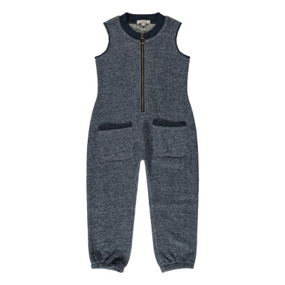 Caramel Nakuru Fleece Jumpsuit-product