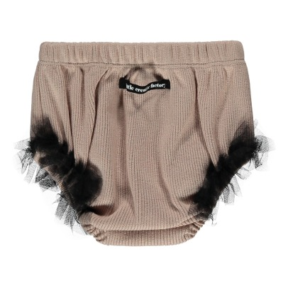 Little Creative Factory Degas Mesh Ribbed Bloomers-listing
