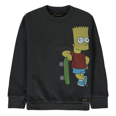 Finger in the nose Sweatshirt Bart Skate Brian -listing