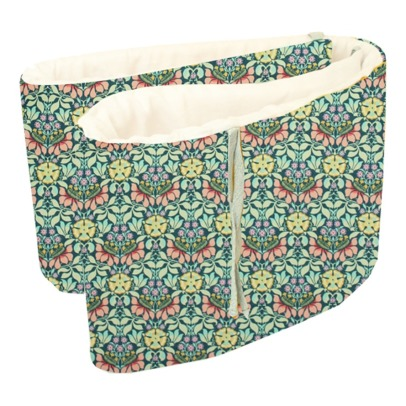 Lab - La Petite Collection Persephone Liberty Cot Bumper 30x180cm-listing