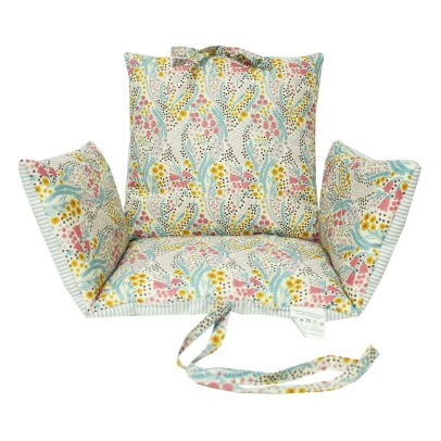 Lab - La Petite Collection Bell Flower Liberty High Chair Seat-listing
