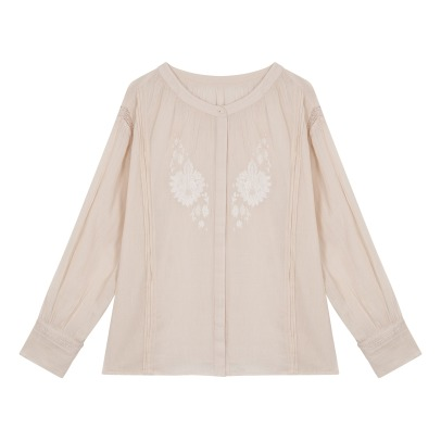 Louise Misha Catalina Embroidered Blouse - Women's Collection-listing