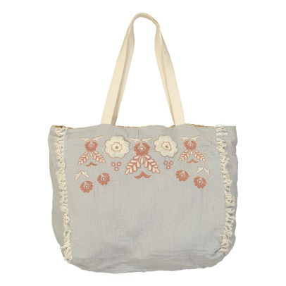 Louise Misha Tzigane Embroidered Shopper - Women's Collection-listing