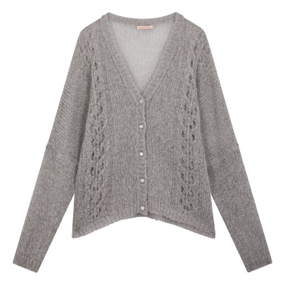 Louise Misha Loulou Wool Cardigan - Women's Collection-product
