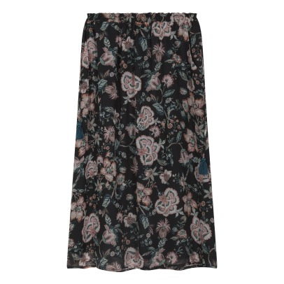 Louise Misha Gats Floral Silk Maxi Dress - Women's Collection-listing