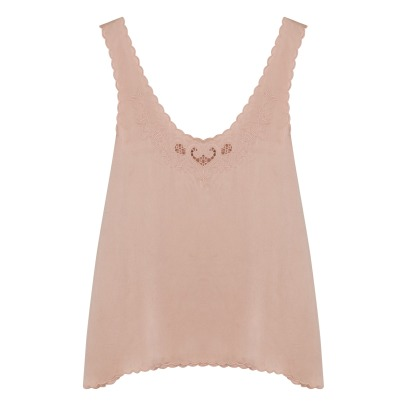 Louise Misha Léontine Silk Top - Women's Collection-listing