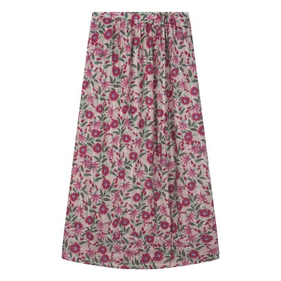 Louise Misha Alyssa Floral Lurex Skirt - Women's Collection-listing