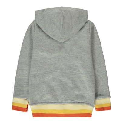 Finger in the nose Hayden Zip-Up Sweatshirt-listing