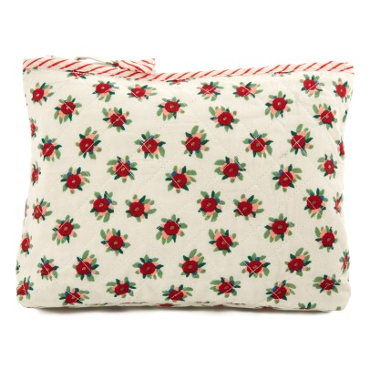 Le Petit Lucas du Tertre Flower Mini Matisse Cotton Toiletry Bag-listing