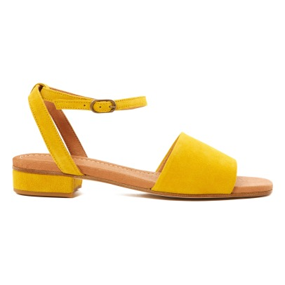 Sessun Holiday Split Leather Sandals-listing