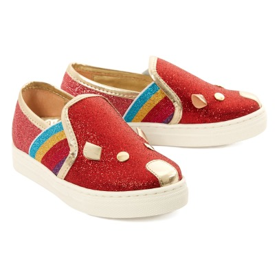 Little Marc Jacobs Slip-on Maus mit Pailletten -listing